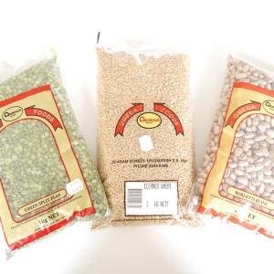 Omega Bean & Legume Varieties