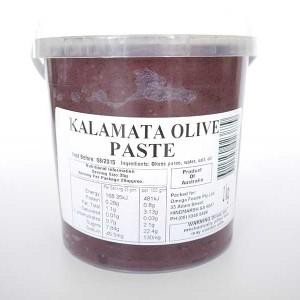 Omega Kalamata Olive Paste