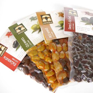 Omega Marinated Olives 250g